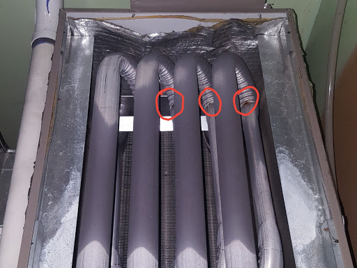 Crack Furnace Heat Exchanger