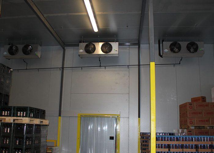 Walk-In Cooler and Freezer Repair. Knowledge HVAC & Refrigeration.